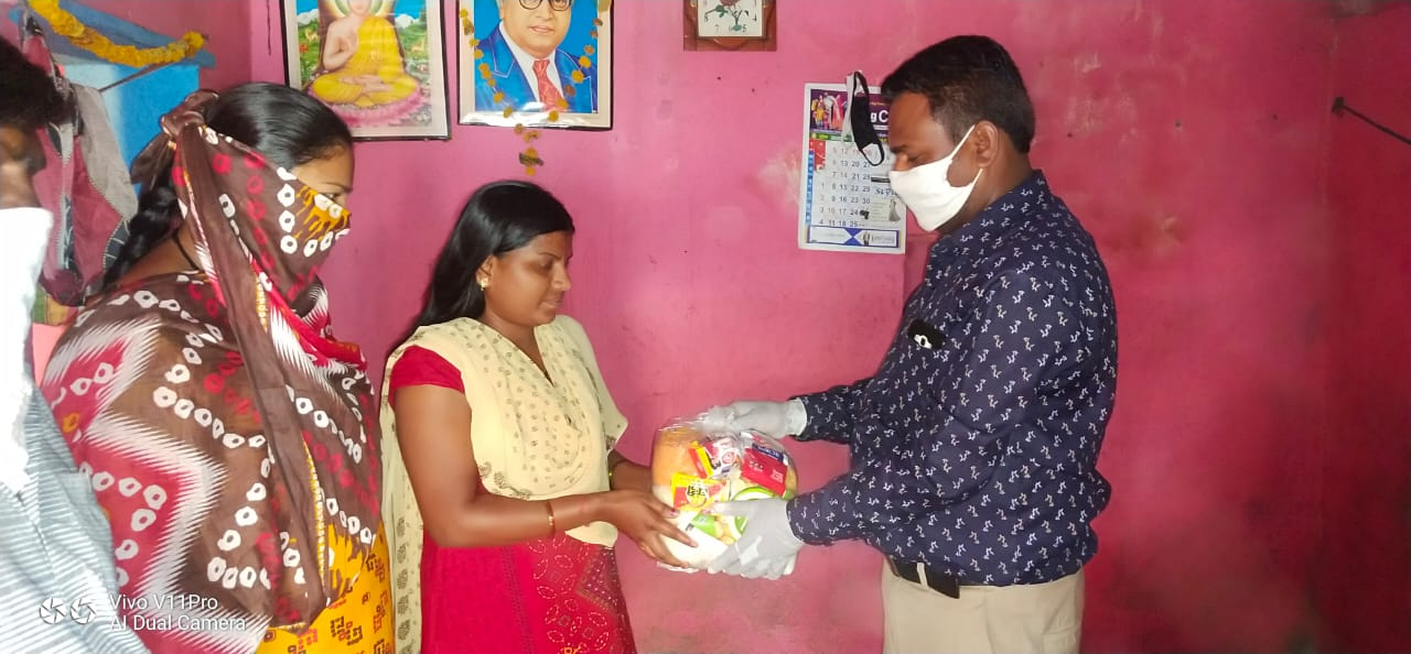 You are currently viewing Food Distribution in Nizamabad, Telangana