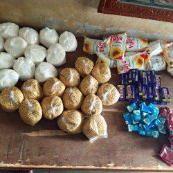 Food Distribution in Hyderabad, Telangana