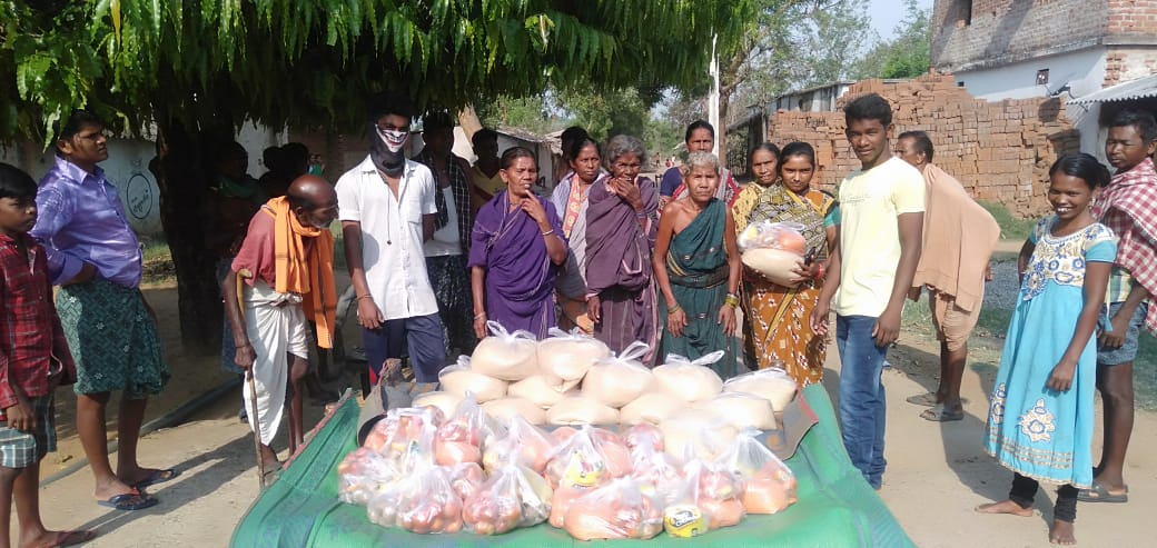 You are currently viewing Ration Distribution in Subarnapur, Odisha