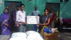 Ration Distribution in Bilgram, Hardoi, Uttar Pradesh