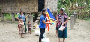 Ration Distribution in Avoipur, Arunachal Pradesh