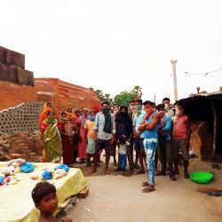 Ration Distribution in Nalgonda, Telangana
