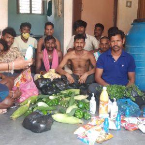 Ration distribution- Bangalore rural- Karnataka