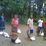 Ration Distribution at Changlang, Arunachal Pradesh