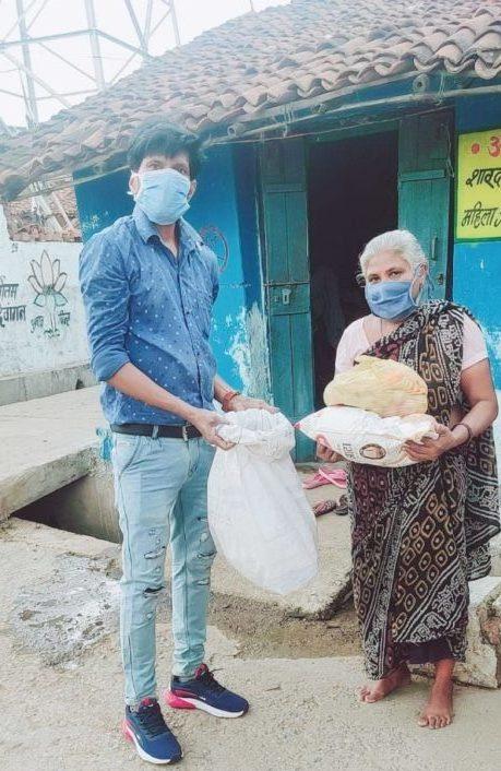 Sharda Masurkr of Raipur, Chattishgarh