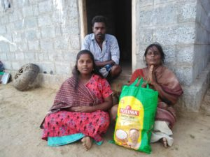 Ration Distribution at Dharmapuri, Tamil nadu