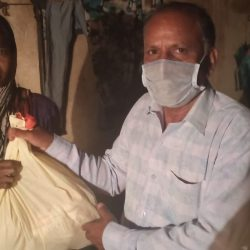 Relief Work in Bilaspur, Chattishgarh