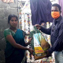 Vishaka Yuvraj Dhule from Nizamabad, Telangana