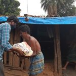 Ration Distribution at Rayagada District, Odisha