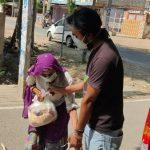 Ration Kit Distribution at Alwar-Rajasthan