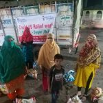 Dry Ration  Kit distribution at Sagar, Madhya Pradesh