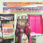 Dry Ration Kit distribution in collaboration with Akashzep Foundation-Ramtek