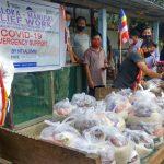 Ration Kits Distribution at Bijoypu-I , Boudumsa,Changlang, Arunachal Pradesh