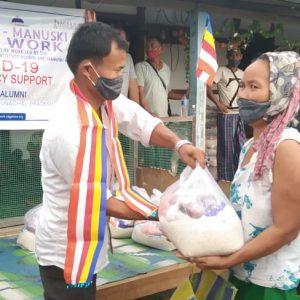 Ration Kits Distribution at Bijoypu-I , Betcamp and Charali Village, Arunachal Pradesh
