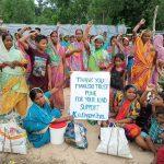 Ration kit distribution to families facing atrocities at Puri- Odisha