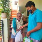 Ration Kit Distribution at Visakhapatnam,Andhra Pradesh