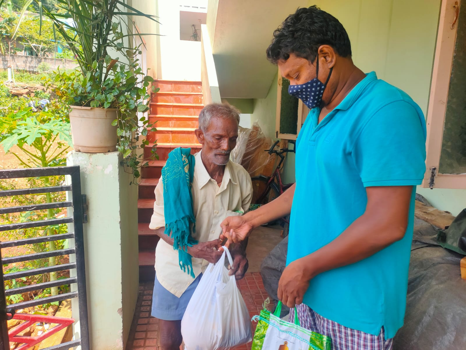You are currently viewing Ration Kit Distribution at Visakhapatnam,Andhra Pradesh