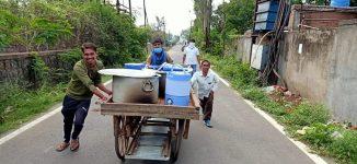 Transporting Prepared Food